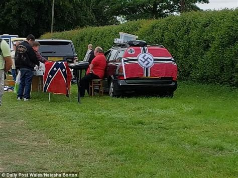 Confederate Boat Flags For Sale by Car Boot Sale Trader Draped Flag Car Daily