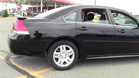 chevrolet impala limited lt fleet certified