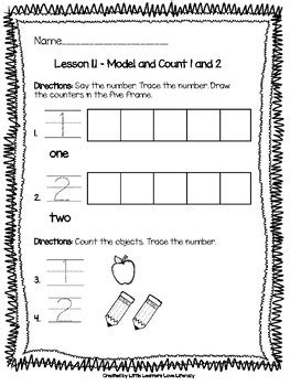 It's normal for children to be a grade below or above the suggested level, depending on how much practice they've had at the skill in the past and how the curriculum in. Kindergarten Go Math Chapter 1 - Numbers 0-5 Worksheets/Homework