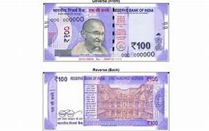 Rbi To Issue New 100 Rs Note With Motif Of  U0026 39 Rani Ki Vav U0026 39