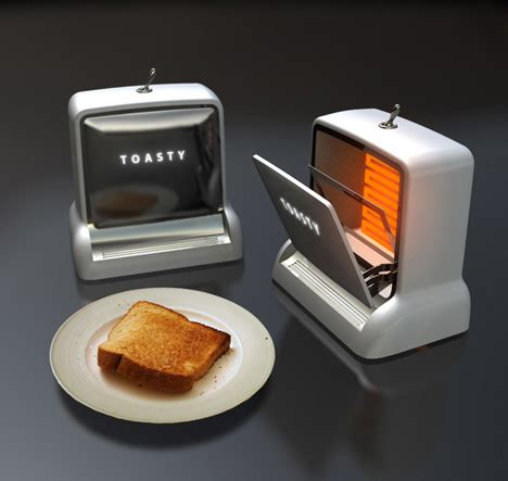 retro cassette deck style toaster  fits  modern