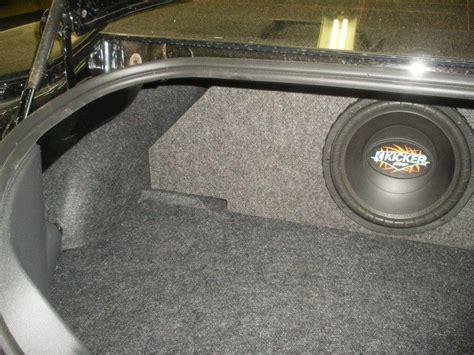 chevy camaro  box chevy camaro subwoofer box chevy