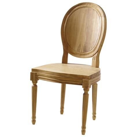 chaise de jardin en teck chaise de jardin teck louis maisons du monde
