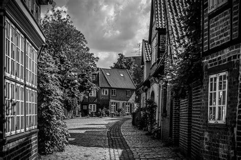 images gratuites noir  blanc route rue maison
