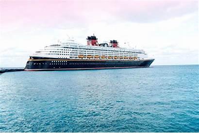 Cruise Disney Water Ship Gifs Cruiseship Animated