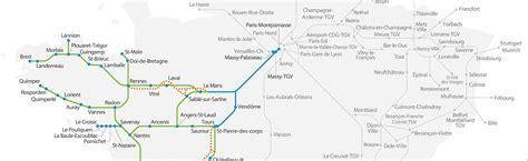 foto de Maps of the French rail network by SNCF Réseau SNCF