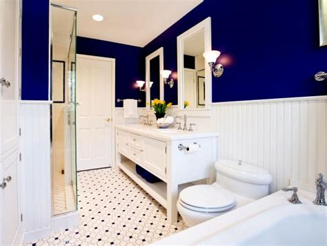 Foolproof Bathroom Color Combos