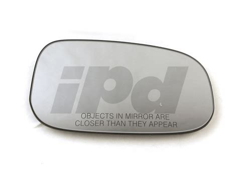 volvo  side mirror glass p p p