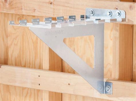 rockler clamp rack steel woodworkers journal