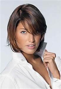 Coiffure Carré Court Dégradé : coiffure degrade mi court ~ Melissatoandfro.com Idées de Décoration