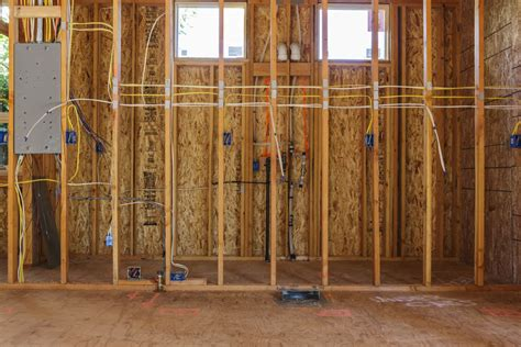 New Construction Wiring Home Electrician Quality