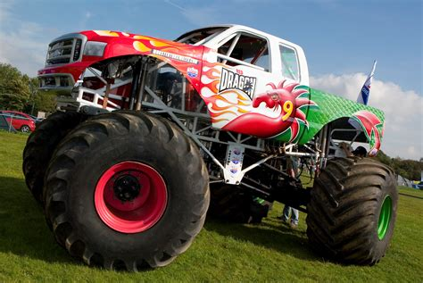monster trucks trucks for are monster trucks scary wonderopolis