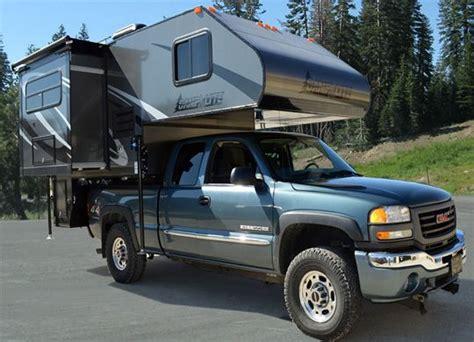 Camplite 8.4, A Hard Side, Short Bed, Slide-out Truck