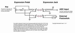 Expression Pedal  U2013 Repair And Mods  M