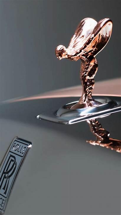 Royce Rolls Phantom 4k Brand Background Iphone