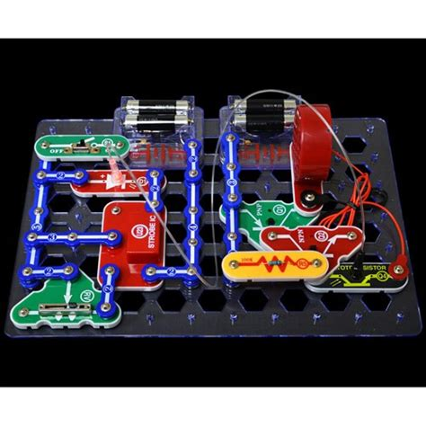 Snap Circuits Light Electronic Science Kit Educational