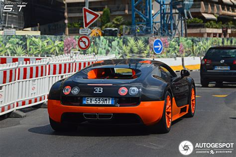 In the 21st century, being quick is all important. Bugatti Veyron 16.4 Super Sport L'Edition Spéciale Record ...