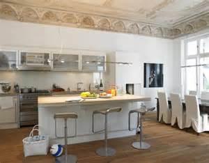 offene wohnküche die offene wohnküche planen schöner wohnen