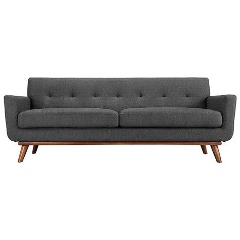 Empire Dark Gray Sofa