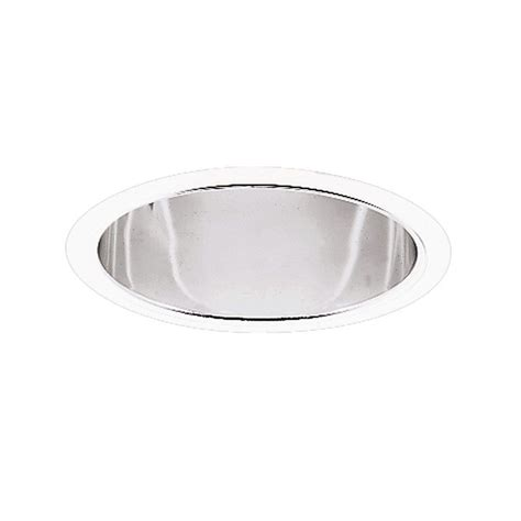 halo 6 in white cfl recessed lighting albalite lens