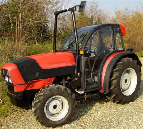 cabina per trattore cabine per trattori marca same cabine ribassate compact