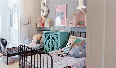 vintage kids rooms  stand  test  time