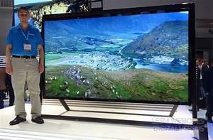 Télé 110 Cm : video c mprate una tele samsung pone a la venta tv con pantalla de 110 pulgadas el d namo ~ Teatrodelosmanantiales.com Idées de Décoration