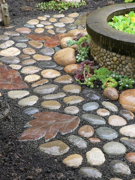 fence home depot river walkway idea seven diy projects