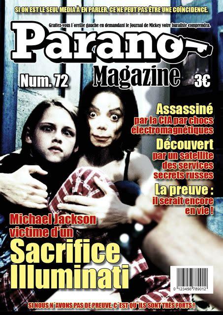 Goldman Sachs Illuminati by Parano Magazine Michael Jackson Victime D Un Sacrifice