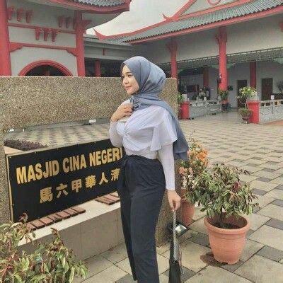 pin oleh skdjdj  hijab   kerudung