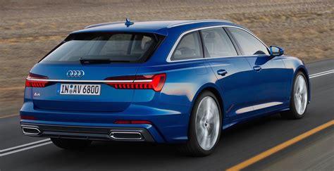 2019 Audi A6 Avant  Handsome Wagon Hauls 1,680l
