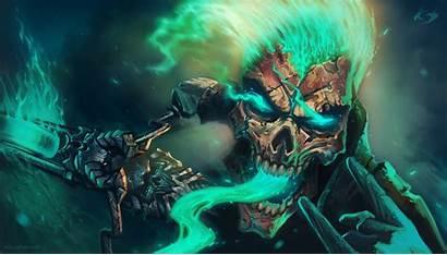 Skull Background Cool Skulls Hoyhoy