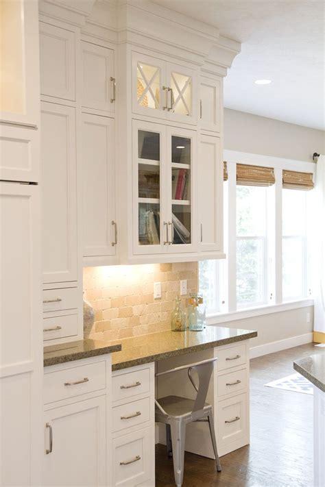 desk in kitchen design ideas 30 functional kitchen desk designs