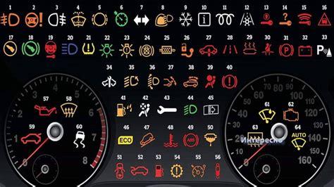 znacheniya ikonok na pribornoy paneli avtomobilya chast