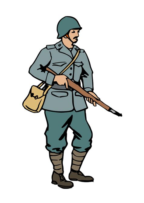 Soldier Clipart Soldier Clip Clipart Panda Free Clipart