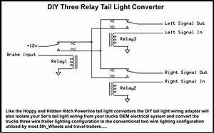 Semi Trailer Light Diagram