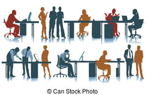 Image result for Office Work Clip Art