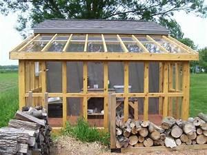 Gewächshaus Aus Glas : gew chshaus bauen tipps f r hobby g rtner zur anzucht von gem se ~ Whattoseeinmadrid.com Haus und Dekorationen
