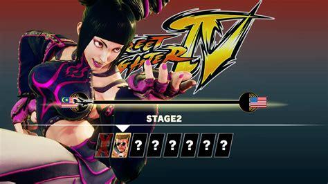 Capcom Reveals Details Of Street Fighter V Arcade Edition
