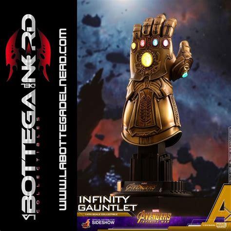 avengers infinity war replica  guanto dellinfinito