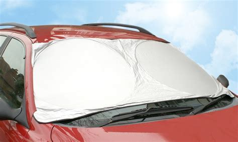 AA Frost & Sun Windscreen Shield   Groupon Goods