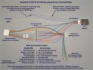 2 Din Wiring Diagram