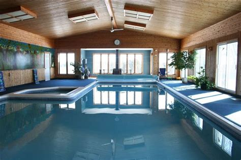 cottages with pool and tub cottage with largest indoor pool in vrbo