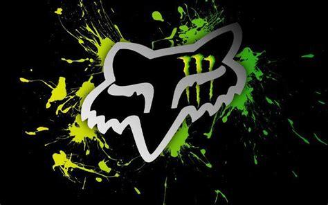 Monster Energy And Fox Racing