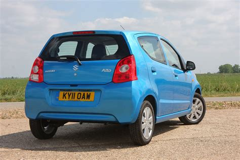 Suzuki Alto - Used car buying guide | Parkers