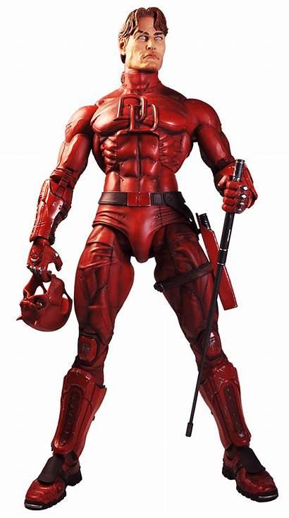 Daredevil Marvel Figure Neca Action Comics Scale