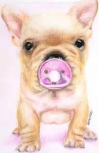 Baby Dog Drawings