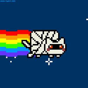 nyan cat | Gif | Pinterest | Nyan cat and Gifs