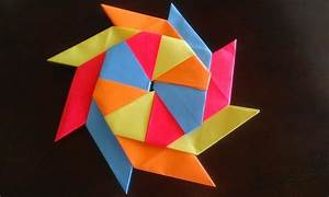 You have to see Origami Ninja Star by ccisme!