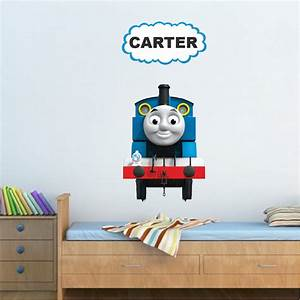thomas the train custom wall decal kids train wall decal With thomas the train wall decals